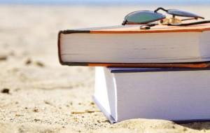 libros playa