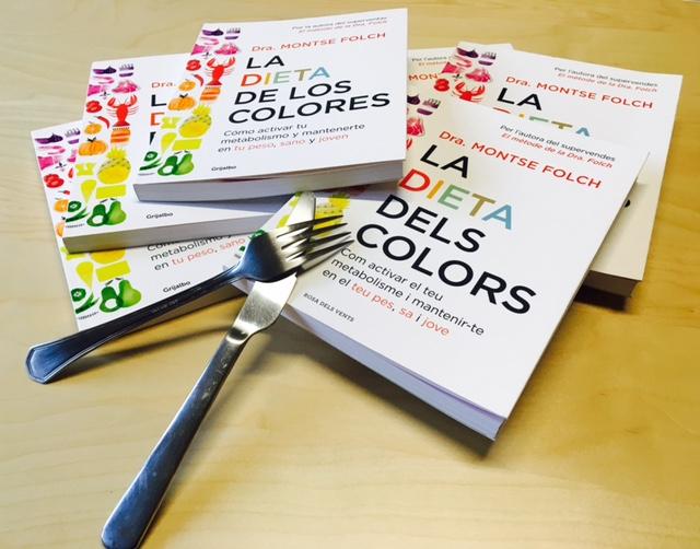 la dieta de los colores doctora folch